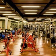 Отель Hilton Mexico City Reforma фитнесс-зал
