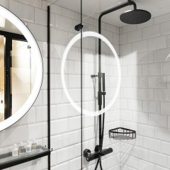Отель With Urban Deli Швеция, Стокгольм - отзывы, цены и фото номеров - забронировать отель With Urban Deli онлайн ванная