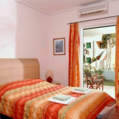 Отель La Riviera Barbati комната для гостей