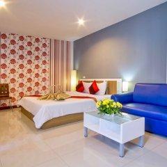 Отель Sea Breeze Jomtien Residence Таиланд, Паттайя - отзывы, цены и фото номеров - забронировать отель Sea Breeze Jomtien Residence онлайн фото 5