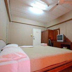 DMa Hotel сейф в номере