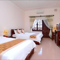 Отель Bach Dang Hoi An Hotel Вьетнам, Хойан - отзывы, цены и фото номеров - забронировать отель Bach Dang Hoi An Hotel онлайн комната для гостей фото 3