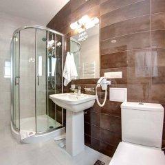 Karpatski Hotel & Restaurant ванная