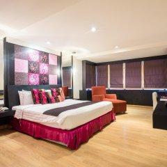 Отель Grand Inn Бангкок комната для гостей