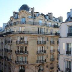 Отель Bassano Франция, Париж - отзывы, цены и фото номеров - забронировать отель Bassano онлайн балкон
