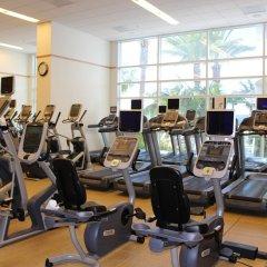 Отель Hilton San Diego Bayfront фитнесс-зал фото 4