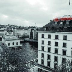 Отель The Ambassador Швейцария, Женева - отзывы, цены и фото номеров - забронировать отель The Ambassador онлайн