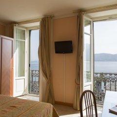 Отель San Gottardo Италия, Вербания - отзывы, цены и фото номеров - забронировать отель San Gottardo онлайн балкон