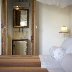 Отель Casa de huéspedes Vara De Rey ванная