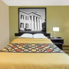 Отель Super 8 by Wyndham Vicksburg сейф в номере