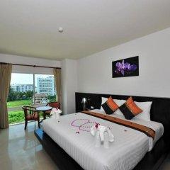 Отель Apk Resort 3* Стандартный номер фото 6