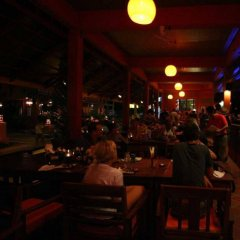 Отель Koh Tao Simple Life Resort гостиничный бар