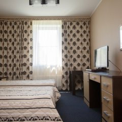 Гостиница Вояж Парк (гостиница Велотрек) 2* Стандартный номер с 2 отдельными кроватями фото 13