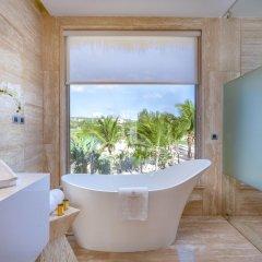 Отель Eden Roc at Cap Cana Доминикана, Пунта Кана - отзывы, цены и фото номеров - забронировать отель Eden Roc at Cap Cana онлайн ванная фото 2