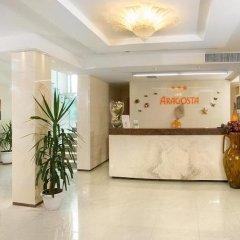 Hotel Aragosta Римини интерьер отеля фото 2