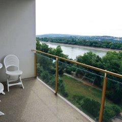 Danubius Hotel Helia Будапешт балкон