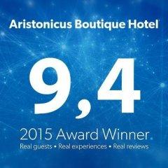 Aristonicus Boutique Hotel Турция, Дикили - отзывы, цены и фото номеров - забронировать отель Aristonicus Boutique Hotel онлайн городской автобус