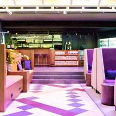 Comfort Hotel Xpress Stockholm Central гостиничный бар