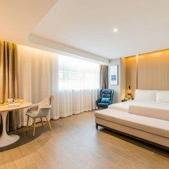 Отель Royal Logoon Hotel - Xiamen Китай, Сямынь - отзывы, цены и фото номеров - забронировать отель Royal Logoon Hotel - Xiamen онлайн комната для гостей фото 2