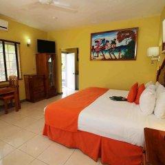 Отель Seastar Inn комната для гостей фото 5