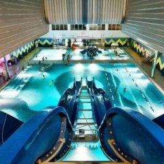 Hotel Aquapark Alligator бассейн