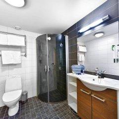 Отель Rantapuisto Финляндия, Хельсинки - - забронировать отель Rantapuisto, цены и фото номеров ванная