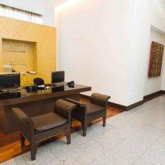 Отель Hausuites Santa Fe Мехико интерьер отеля