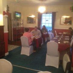Lynebank House Hotel, Bed & Breakfast питание фото 3