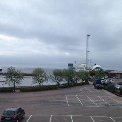 Hotel Horten Brygge парковка