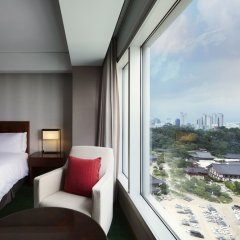 Отель InterContinental Seoul COEX балкон фото 2