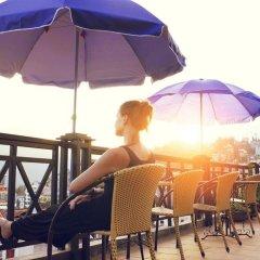Отель Pinocchio Sapa Hotel - Hostel Вьетнам, Шапа - отзывы, цены и фото номеров - забронировать отель Pinocchio Sapa Hotel - Hostel онлайн приотельная территория
