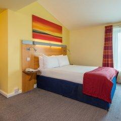 Отель Holiday Inn Express London-Swiss Cottage Великобритания, Лондон - отзывы, цены и фото номеров - забронировать отель Holiday Inn Express London-Swiss Cottage онлайн комната для гостей фото 5