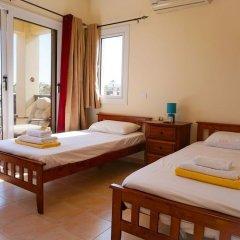 Отель Villa Soraya 2 Кипр, Протарас - отзывы, цены и фото номеров - забронировать отель Villa Soraya 2 онлайн комната для гостей фото 3
