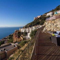 Отель Agi Joan Margarit Испания, Курорт Росес - отзывы, цены и фото номеров - забронировать отель Agi Joan Margarit онлайн пляж фото 2