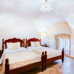 Отель The Dominican Прага комната для гостей фото 2