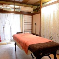 Отель Iyashi no Sato Rakushinkan Кикуйо спа