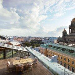 Гостиница So Sofitel Санкт-Петербург в Санкт-Петербурге - забронировать гостиницу So Sofitel Санкт-Петербург, цены и фото номеров балкон