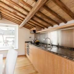 Апартаменты Habitat's Pantheon Apartments Рим в номере