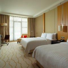 Гостиница Сочи Марриотт Красная Поляна комната для гостей фото 12
