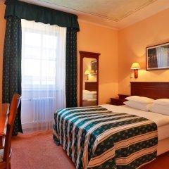 Отель Best Western Plus Hotel Meteor Plaza Чехия, Прага - 6 отзывов об отеле, цены и фото номеров - забронировать отель Best Western Plus Hotel Meteor Plaza онлайн комната для гостей фото 2