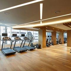Отель Lotte City Hotel Myeongdong Южная Корея, Сеул - 2 отзыва об отеле, цены и фото номеров - забронировать отель Lotte City Hotel Myeongdong онлайн фитнесс-зал