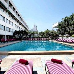 Ambassador Bangkok Hotel Бангкок фитнесс-зал