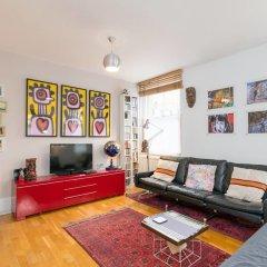 Отель Good Size 2 Bedroom in a Perfect Location Великобритания, Лондон - отзывы, цены и фото номеров - забронировать отель Good Size 2 Bedroom in a Perfect Location онлайн комната для гостей фото 4