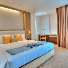 The ASHLEE Plaza Patong Hotel & Spa комната для гостей фото 5
