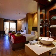 Отель Olivia Plaza Барселона комната для гостей фото 5