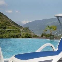 Panorama Hotel Himmelreich Кастельбелло-Циардес бассейн