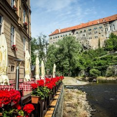 Hotel Dvorak Cesky Krumlov Чешский Крумлов фото 13