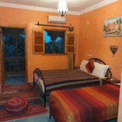 Отель Auberge Chez Ali Марокко, Загора - отзывы, цены и фото номеров - забронировать отель Auberge Chez Ali онлайн комната для гостей фото 4