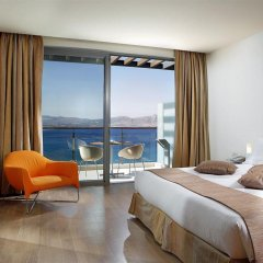 Lindos Blu Luxury Hotel & Suites - Adults Only комната для гостей фото 4