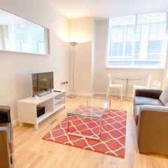 Отель Roomspace Apartments -Watling Street Великобритания, Лондон - отзывы, цены и фото номеров - забронировать отель Roomspace Apartments -Watling Street онлайн комната для гостей фото 3